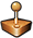 Gaming Staff Chess Piece (Bronze)