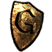 Gaming Service Shield (Bronze)