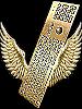 The CMS Blogger award (Gold)