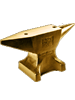 Modding Staff's Anvil (Gold)