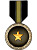 The Total Guess Competition Medal (Bronze)