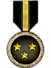 The Total Guess Competition Medal (Gold)