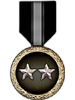 The Total Guess Competition Medal (Silver)