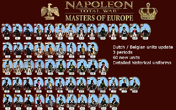 release napoleon total war masters of europe