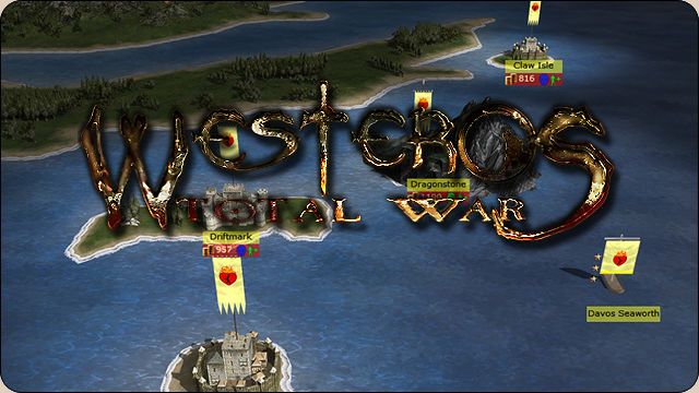 [Preview] Westeros Total War - Stannis Baratheon Preview