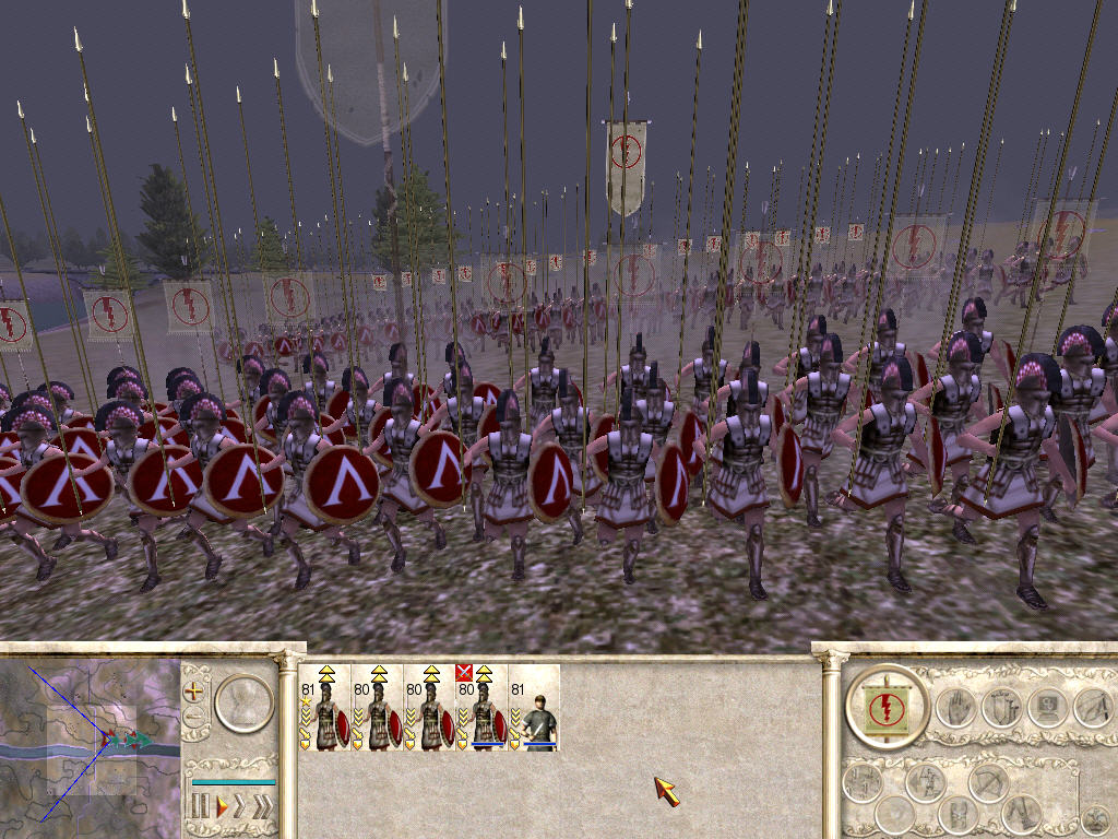 Decisive Battles Spartans - Downloads - Total War Center