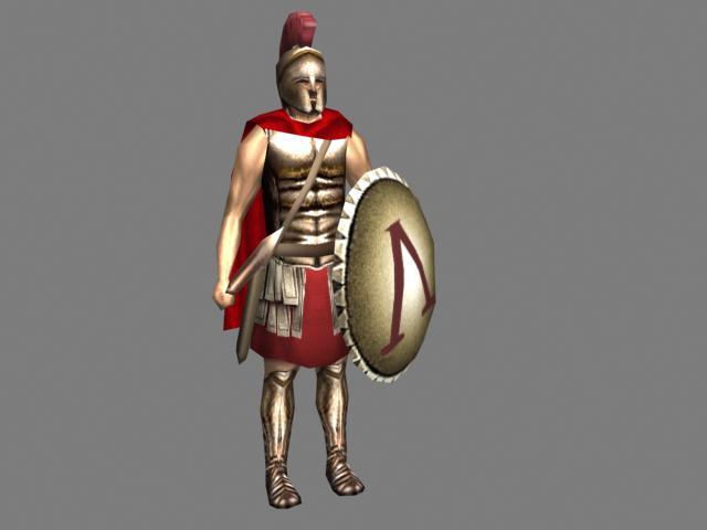 Proper Classic Spartan - Downloads - Total War Center Forums