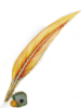 Scribe's Quill (Gold)