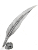 Scribe's Quill (Silver)